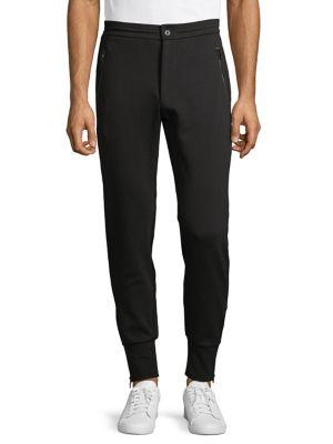 Michael Kors Cotton Blend Jogger Pants