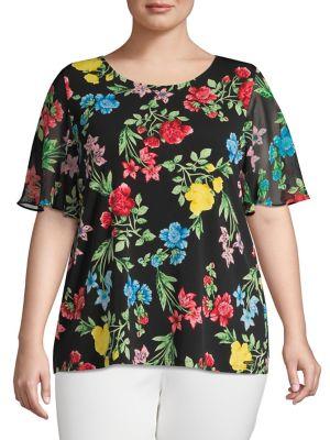 4cb7e206 Calvin Klein | Women - Women's Clothing - Plus Size - thebay.com