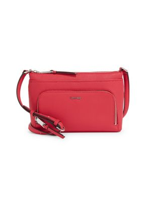 cc5df5ccd4 Leather Crossbody Bag WATERMELON. QUICK VIEW. Product image. QUICK VIEW. Calvin  Klein