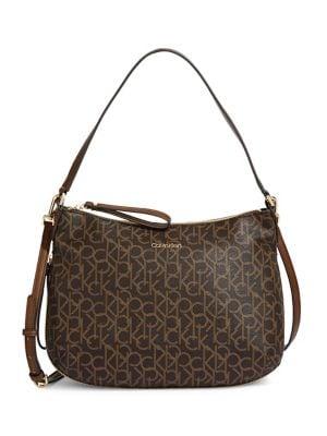 7f71b28b0e Product image. QUICK VIEW. Calvin Klein. Elaine Hobo Bag. $188.00