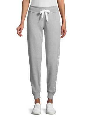 eccef604c182 QUICK VIEW. Calvin Klein Performance. Logo Cotton Blend Jogger Pants