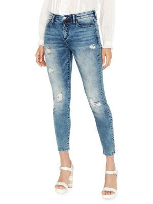 e4b92413bf10b Product image. QUICK VIEW. Buffalo David Bitton. Faith Skinny Ankle Jeans