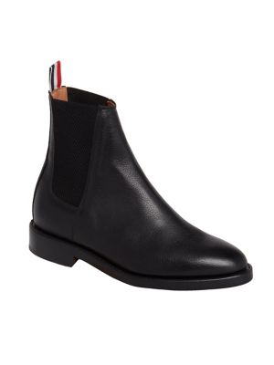84df0044d6f82 QUICK VIEW. Thom Browne. Leather Chelsea Boots