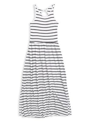 dc734e0cded QUICK VIEW. Manguun. Girl s Striped Maxi Dress