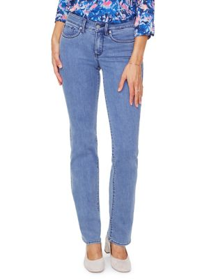 Women Women's Clothing Jeans Straight Jeans