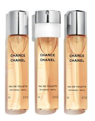 Product image. QUICK VIEW. Chanel. CHANCE Eau de Toilette Twist And Spray  Refill 9d2788b64f