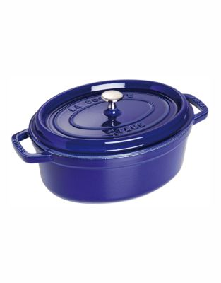 5.4 L Oval Cocotte by Staub