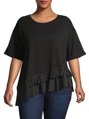 d57e142cfd Women - Women's Clothing - Plus Size - Tops - thebay.com