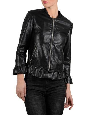 e1ca0510b Women - Women's Clothing - Coats & Jackets - Biker & Bomber Jackets ...