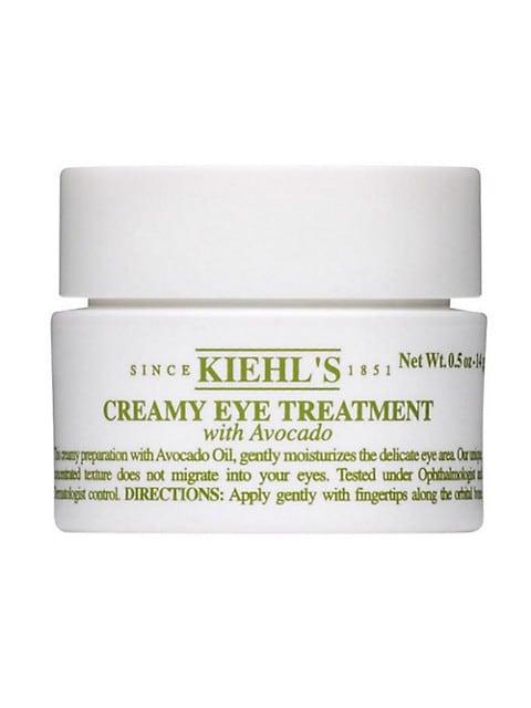 Creamy Eye Treatment with Avocado, NO COLOR, hi-res