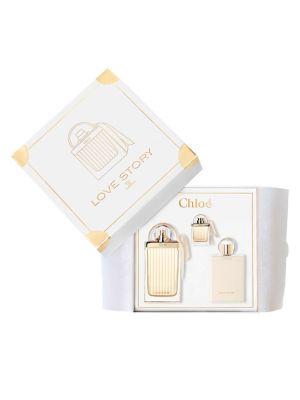 Three Piece Chloé Love Story Gift Set by Chloé