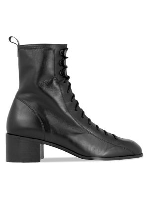 1c9b0aef8ca2 Product image. QUICK VIEW. By Far. Bota Leather Biker Boots