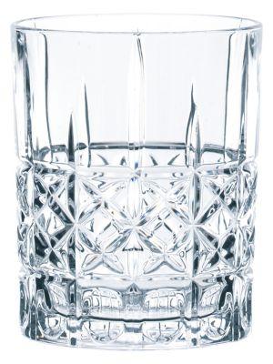 Crystal Glasses 4-Set