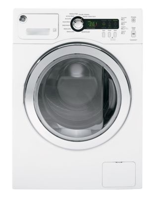 24 Inch Wide Front Load Washer photo