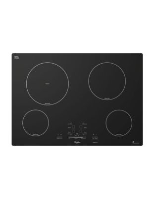 GCI3061XB 30-inch Electric Induction Cooktop with Easy-Wipe Ceramic Glass Cooktop- Black photo