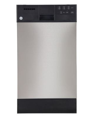 Built In 18 inch Dishwasher with Stainless Steel Short Tub photo