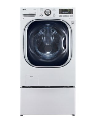 WM3997HWA 5.0 cu. ft. All-in-One Washer/Dryer Combo with TurboWash-White photo