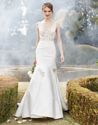 61f028320a316 KLEINFELD - For the Bride - Wedding Gowns - thebay.com