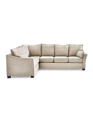 Peachy Kori Sectional Sofa Uwap Interior Chair Design Uwaporg