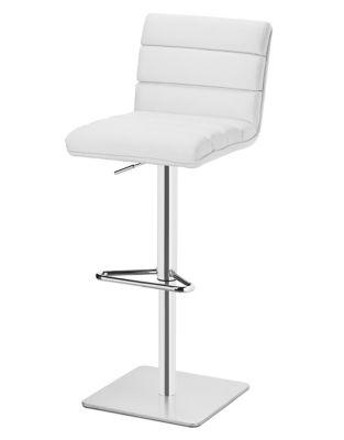 Sensational Chanel Gas Lift Bar Stool Andrewgaddart Wooden Chair Designs For Living Room Andrewgaddartcom