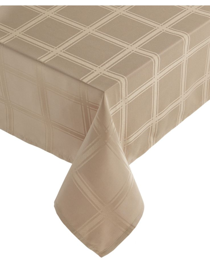 Bennet 60x84 Paid Spill Proof Tablecloth