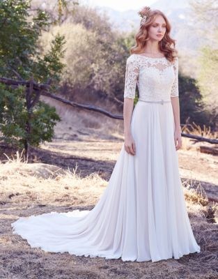 670a6c53 Maggie Sottero | KLEINFELD - For the Bride - Wedding Gowns - thebay.com