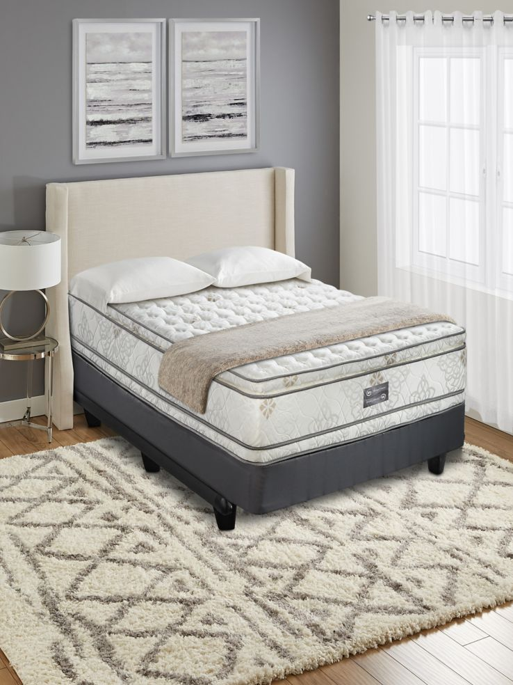 Heritage Collection Collingwood Firm Flippable Pillow Top Mattress