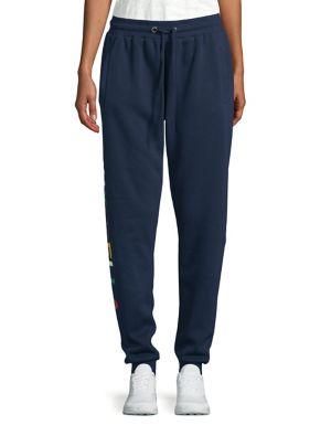 c4d36340017cc1 HBC Stripes - HBC x Ivory Ella Graphic Side Jogger Pants - thebay.com