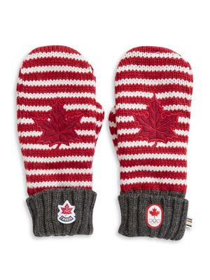 Adult Red Mittens 2019