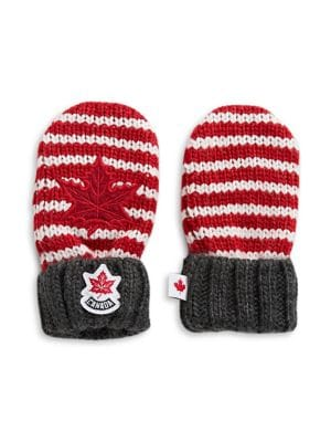 Baby's Red Mittens 2019