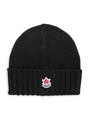 4235e6ad4cf QUICK VIEW. Canadian Olympic Team Collection. Ribbed Knit Tuque.  25.00 ·  Fairisle Print Beanie BLACK