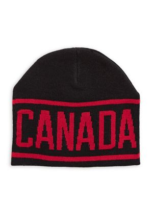 bc48c2ed6d6 QUICK VIEW. Canadian Olympic Team Collection. Canada Print Beanie
