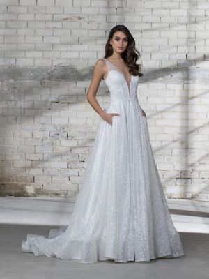 Kleinfeld For The Bride Wedding Gowns Thebaycom