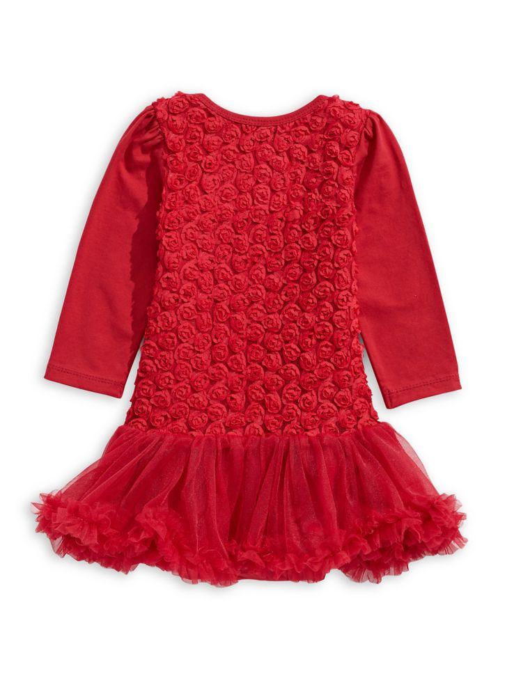 f635ac3d83cf5 OLIVIA ROSE - Cache-couche fleuri à jupette en tulle pour bébé fille ...