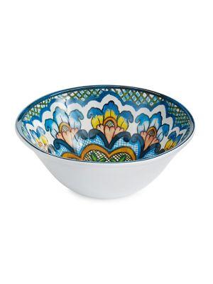 Vegetable Bowl Pink Floral Goods Of Every Description Are Available Ceramics & Porcelain Dependable Vintage Azure La Francaise Porcelain French China Co
