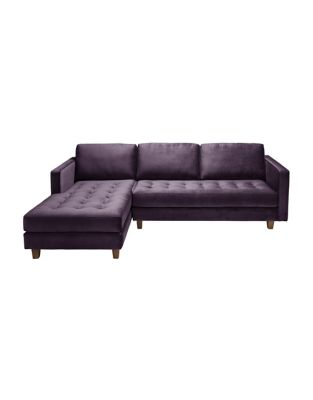 Innis Sectional Condo Sofa with Chaise (Home) photo