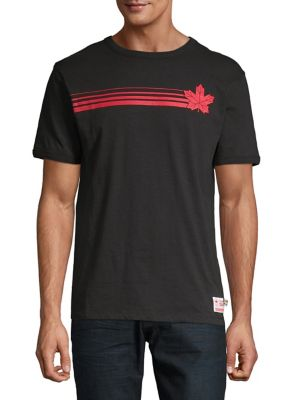 c7979fe1128 QUICK VIEW. Canadian Olympic Team Collection. Play Leaf Graphic T-Shirt