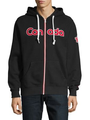 4cf9875d3e QUICK VIEW. Canadian Olympic Team Collection. Full Zip Hoodie