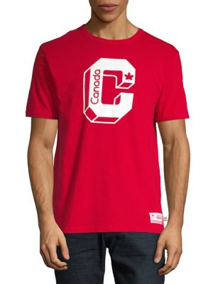 cd19ae5de QUICK VIEW. Canadian Olympic Team Collection. Play C Graphic T-Shirt