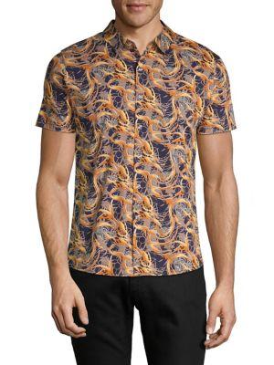 27662d3c7 Men - Men s Clothing - Casual Button-Downs - thebay.com