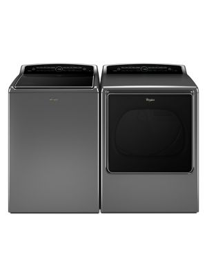 WTW8500DC-YWED8500DC Laundry pair photo