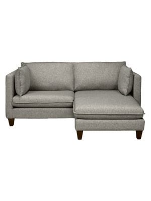Calvin Condo sofa with floating chaise (Home) photo