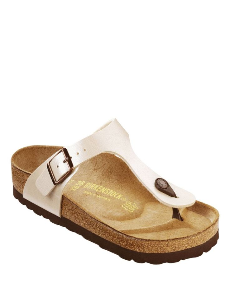Womens Gizeh Thong Sandals by Birkenstock