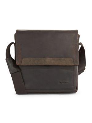 45fc8120346 QUICK VIEW. Strellson. Camden Leather Shoulder Bag