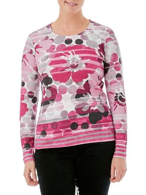T Et Vêtements Hauts OlsenFemme Pour Tricots Shirts bYgvf76y
