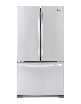 LFC21776ST 20.9 Cu. Ft. Counter Depth 3-Door French Door Refrigerator in Stainless Steel photo