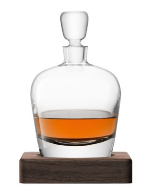 Home Dining Entertaining Glware Bar Decanters