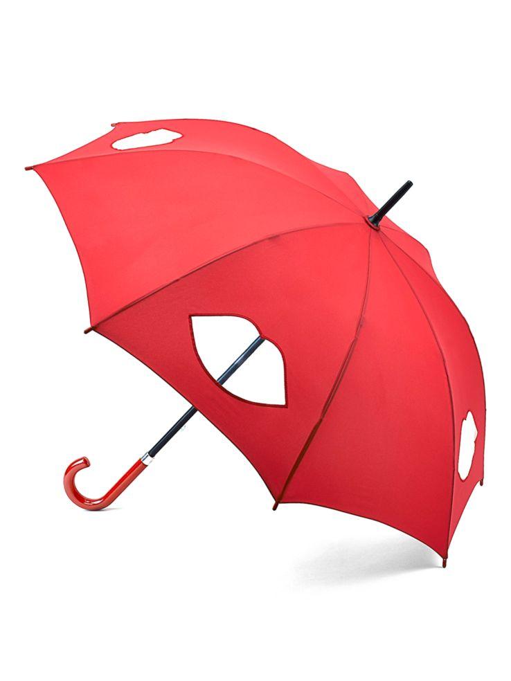 Kensington1 Cut Out Lips Umbrella