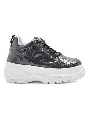 7e965ee83867 QUICK VIEW. TOPSHOP. Cairo Croc-Print Chunky Sneakers
