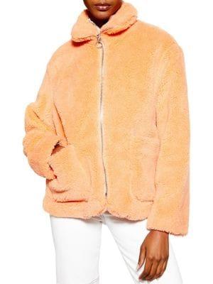 Femme - Vêtements pour femme - Manteaux et vestes - Vestes moto et ... 4df548e2d51